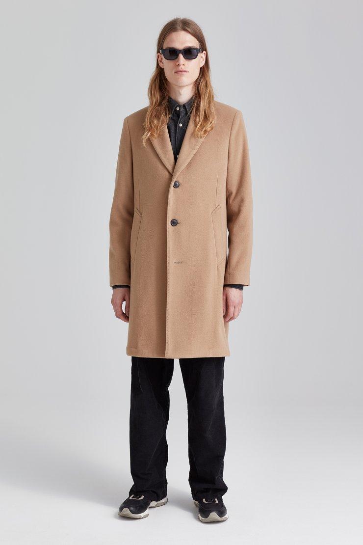 Unconstructed Classic Coat