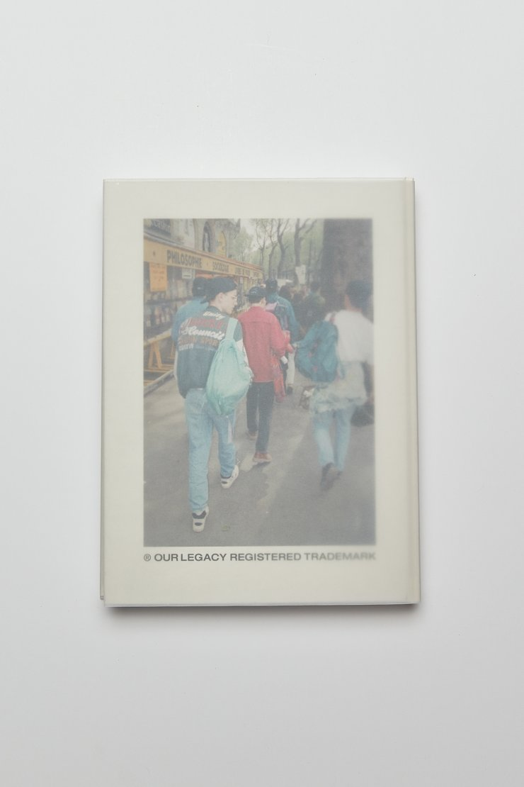 SELF_TITLED A BOOK ABOUT OUR LEGACY